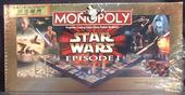MONOPOLY Star Wars episode I collector edition