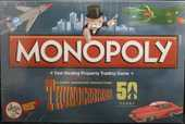 MONOPOLY Thunderbirds 50 years limited edition