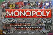 MONOPOLY the Transformers retro edition