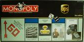 MONOPOLY UPS first edition