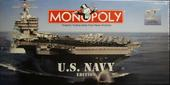 MONOPOLY U.S. Navy edition