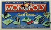 MONOPOLY the card game deluxe edition