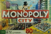 MONOPOLY city [Sweden edition]