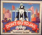 Don't go to jail : the MONOPOLY dice game