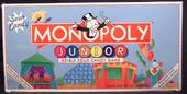 MONOPOLY junior edible sour candy game