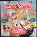 MONOPOLY junior Eloise's Rawther Exciting globetrotting adventure