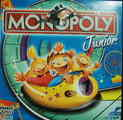 MONOPOLY junior [German edition]