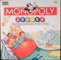MONOPOLY junior [Spanish edition]