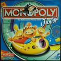 MONOPOLY junior : the rollercoaster money game