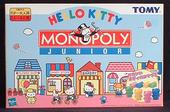 Hello Kitty MONOPOLY junior