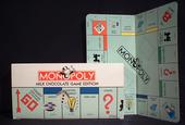 MONOPOLY milk chocolate game edition