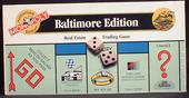 MONOPOLY Baltimore edition