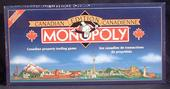 MONOPOLY Canadian edition = MONOPOLY canadienne edition