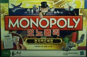 MONOPOLY [electronic banking Korean edition] = 모노폴리 : 전자카드버전