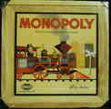 MONOPOLY [German nostalgic edition]
