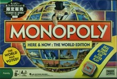 MONOPOLY here & now : the world edition