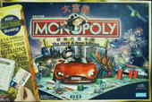MONOPOLY here & now edition = 大富翁新世代電子版