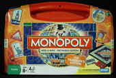 MONOPOLY here & now the world edition : the traveller's edition