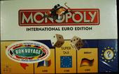 MONOPOLY international Euro edition