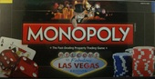 MONOPOLY welcome to fabulous Las Vegas edition