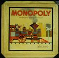 MONOPOLY [London wooden box edition]