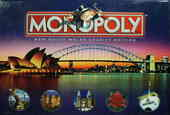 MONOPOLY New South Wales Charity edition