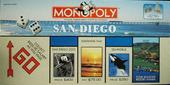 MONOPOLY San Diego edition