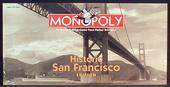 MONOPOLY historic San Francisco edition