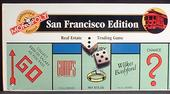 MONOPOLY San Francisco edition