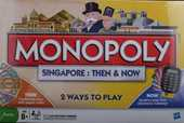 MONOPOLY Singapore : then & now