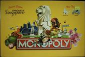 MONOPOLY special edition uniquely Singapore
