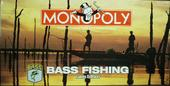 MONOPOLY bass fishing lakes edition