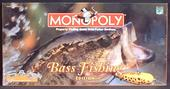 MONOPOLY bass fishing edition