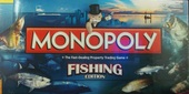MONOPOLY fishing edition