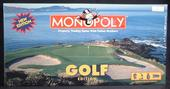 MONOPOLY golf new edition