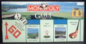 MONOPOLY golf edition