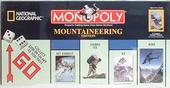MONOPOLY National geographic mountaineering edition