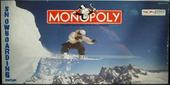 MONOPOLY snowboarding edition