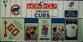 MONOPOLY Chicago Cubs collector's edition