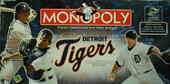 MONOPOLY Detroit Tigers collector's edition