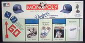 MONOPOLY Dodgers collector's edition