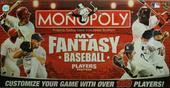 MONOPOLY my fantasy baseball players edition