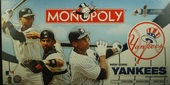 MONOPOLY New York Yankees collector's edition