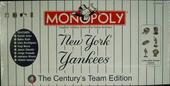 MONOPOLY New York Yankees the Century's Team edition