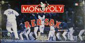 MONOPOLY Red Sox edition