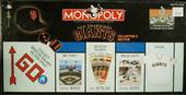 MONOPOLY San Francisco Giants collector's edition