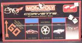 MONOPOLY Corvette 50th anniversary collector's edition