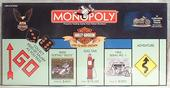 MONOPOLY Harley-Davidson motor cycles live to ride etidion