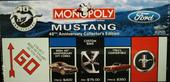 MONOPOLY Mustang 40th anniversary collector's edition