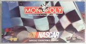 MONOPOLY NASCAR official collector's edition